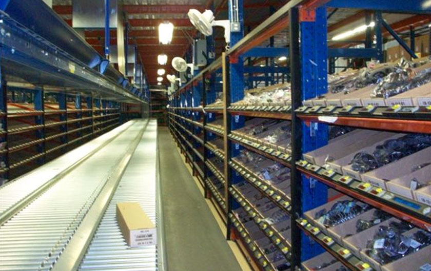 The Carton Flow Shelves And Conveyors Are Available Too. Call For More  Information On Pick To Light Warehouse Equipment, And Talk With One Of Our Pick  To ...