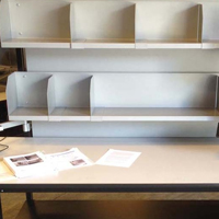 Dehnco Packing Tables