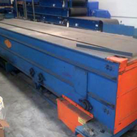 Used Stewart Glapat Extendable Conveyor