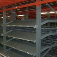 Used Interlake Carton Flow Rack