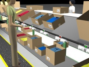 Warehouse simulation software warehouse layout design for Warehouse design software