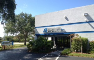 Aero Precision Repair & Overhaul in Deerfield, Florida.