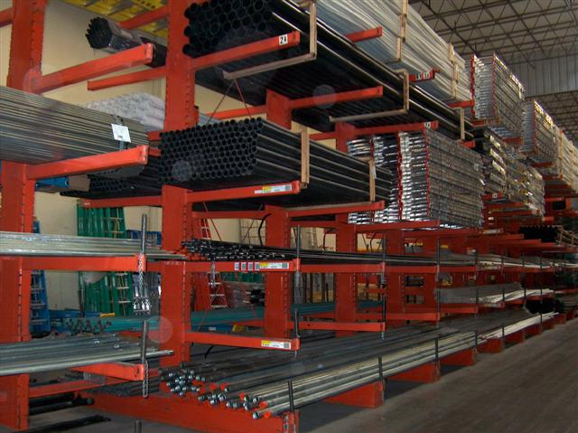 Cantilever Storage Racks Cantilever Rack Systems